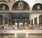Okładka - Arcydzieła Leonarda da Vinci