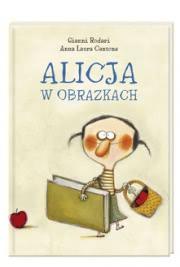 Ok�adka - Alicja w obrazkach