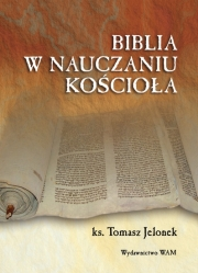 Ok�adka - BIBLIA W NAUCZANIU KO�CIO�A