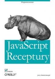 Ok�adka - JavaScript. Receptury