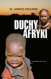 Ok�adka - Duchy Afryki