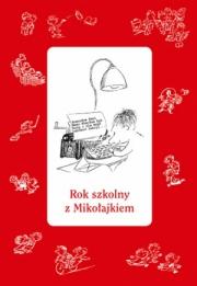 Okładka - Rok szkolny z Mikołajkiem