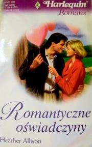 Ok�adka - Romantyczne o�wiadczyny