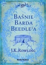 Okładka - Baśnie Barda Beedle'a