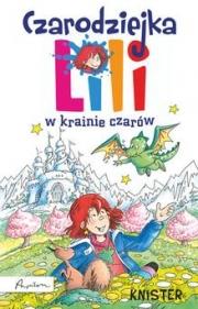 Ok�adka - Czarodziejka Lili w krainie czar�w