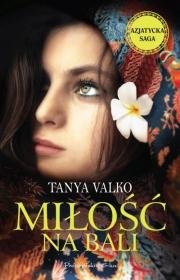 Ok�adka - Mi�o�� na Bali