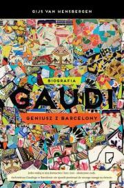 Ok�adka - Gaudi. Geniusz z Barcelony