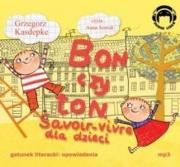 Ok�adka - Bon czy Ton savoir-vivre dla dzieci