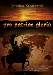 Ok�adka - Pro patriae gloria