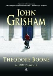 Ok�adka - Theodore Boone. M�ody prawnik