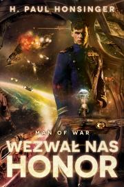 Ok�adka - Man of War: Wezwa� nas honor