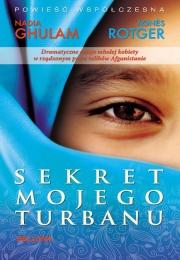 Okładka - Sekret mojego turbanu