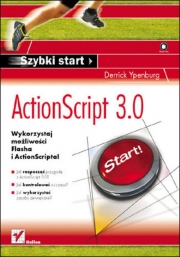 Ok�adka - ActionScript 3.0. Szybki start