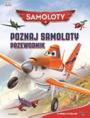 Ok�adka - Poznaj Samoloty. Przewodnik