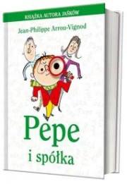 Ok�adka - Pepe i sp�ka