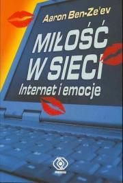 Okładka - Miłość w sieci. Internet i emocje.