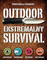 Okładka - Outdoor. Ekstremalny survival