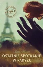 Ok�adka - Ostatnie spotkanie w Pary�u
