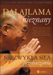 Ok�adka - Dalajlama nieznany. Niezwyk�a si�a przebaczania