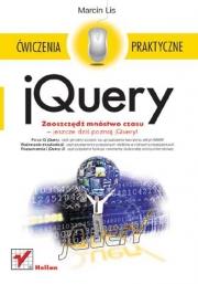 Ok�adka - jQuery. �wiczenia praktyczne