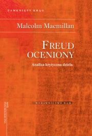Ok�adka - Freud oceniony. Analiza krytyczna dzie�a