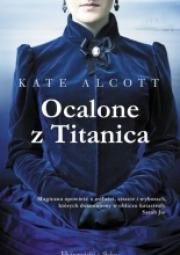 Ok�adka - Ocalone z Titanica