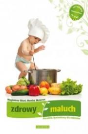 Okładka - Zdrowy maluch. Poradnik żywieniowy dla rodziców