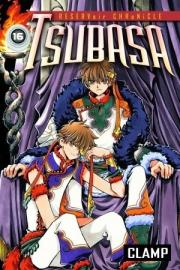 Okładka - Tsubasa: RESERVoir CHRoNiCLE tom 16