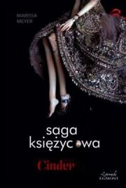 Ok�adka - Saga ksi�ycowa. Cinder