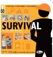 Okładka - Survival. Sztuka przetrwania