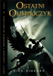 Ok�adka - Ostatni Olimpijczyk