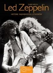 Ok�adka - Led Zeppelin. Historie najwi�kszych utwor�w