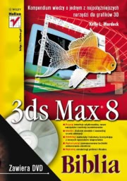 Ok�adka - 3ds Max 8. Biblia