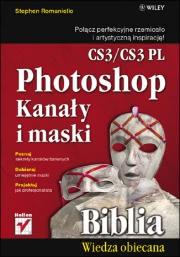 Ok�adka - Photoshop CS3/CS3 PL. Kana�y i maski. Biblia