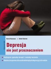 Ok�adka - Depresja nie jest przeznaczeniem