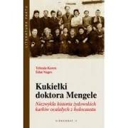Okładka - Kukiełki doktora Mengele