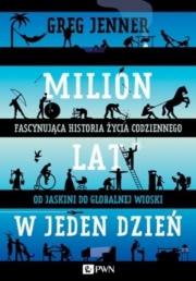 Ok�adka - Milion lat w jeden dzie�