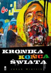 Ok�adka - Kronika ko�ca �wiata