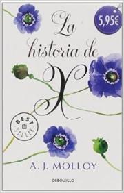Ok�adka - La historia de X. The story of X