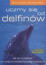 Okładka - Uczmy się od delfinów