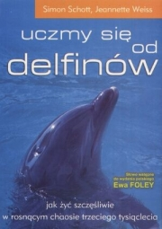 Ok�adka - Uczmy si� od delfin�w
