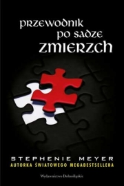 Okładka - Przewodnik po sadze Zmierzch