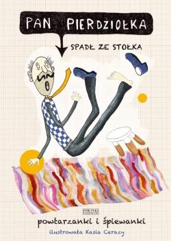 Ok�adka - Pan Pierdzio�ka spad� ze sto�ka