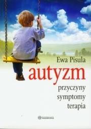 Okładka - Autyzm. Przyczyny, symptomy, terapia