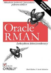 Ok�adka - Oracle RMAN. Leksykon kieszonkowy