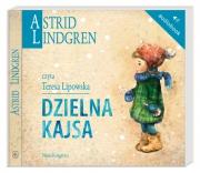Ok�adka - Dzielna Kajsa. Audiobook