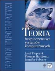 Ok�adka - Teoria bezpiecze�stwa system�w komputerowych