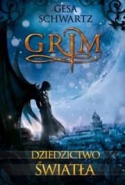 Ok�adka - Grim 2. Dziedzictwo �wiat�a