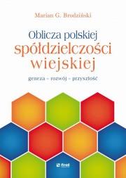 Ok�adka - Oblicza polskiej sp�dzielczo�ci wiejskiej