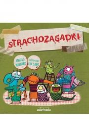 Ok�adka - Strachozagadki